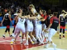 Les Belgian Cats battent la Russie sur le fil et filent en demi-finale