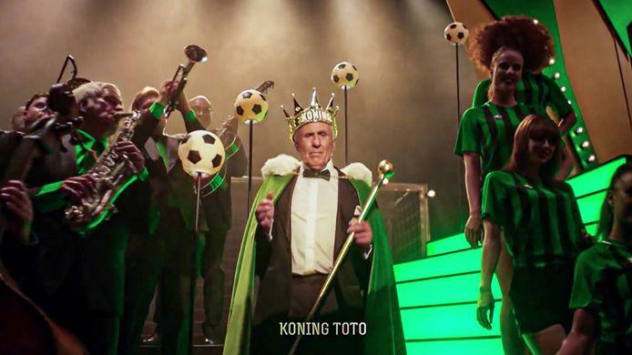 TOTO heeft de overeenkomst met Willem II naar buiten gebracht.