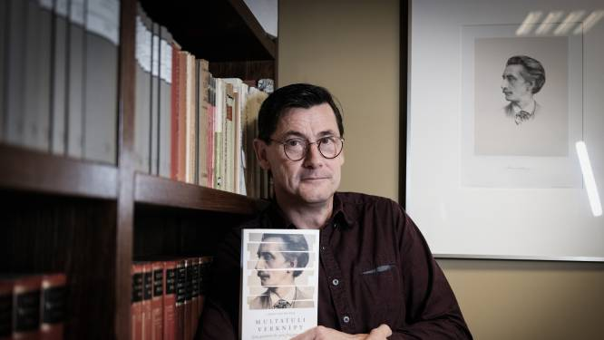 Duivenaar Chris van de Ven 'ontmaskert' Multatuli: 'Hij had er een bloedhekel aan zich te laten fotograferen'