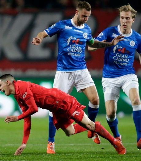 Eén prik van FC Twente is voor FC Den Bosch al te veel