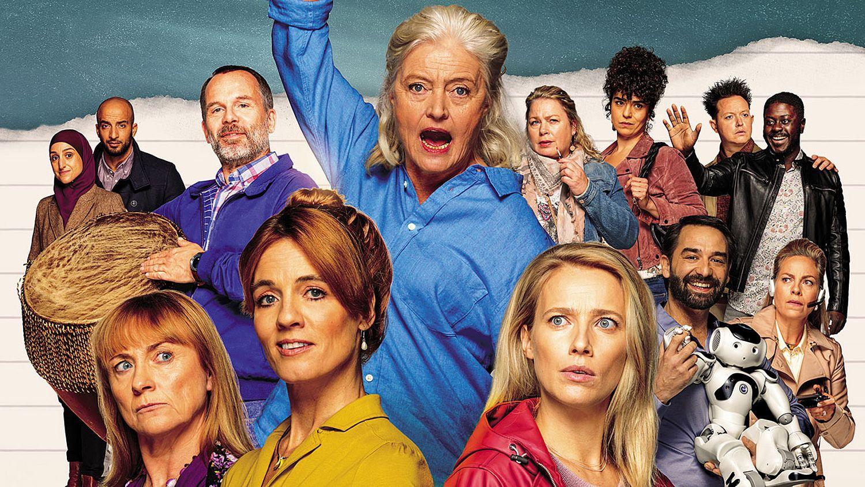 Poster van Luizenmoeder - De Film.