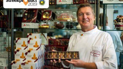 """Antwerpse Handjes in chocolade van Chocolaterie Goossens: """"Een combinatie van drie streekproducten"""""""