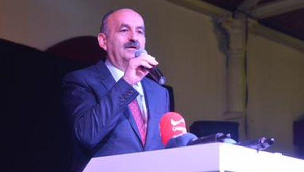 Mehmet Müezzinoglu, ministre turc de la Santé