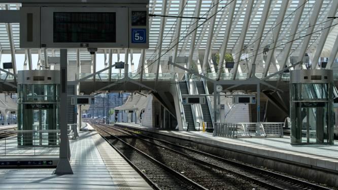 Deux agents Securail violemment agressés aux Guillemins à Liège