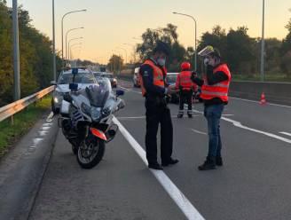 Zeven bestuurders zien rijbewijs ingetrokken