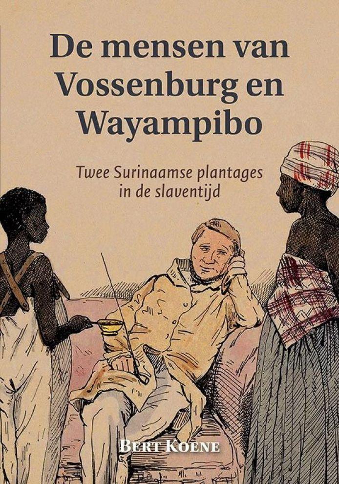 Omslag van het boek over de Surinaamse plantages van de Arnhemse regentenfamilie Brantsen.