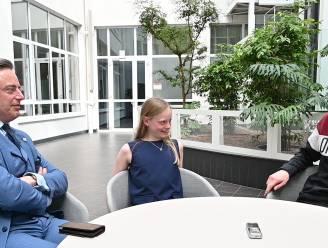 """Zoon van Bart De Wever: """"Jij bent gewoon een puber!"""""""