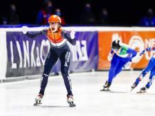 Zelfs van vergeten schaatsen raakt Schulting niet in paniek
