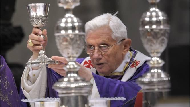 Mogelijk sneller nieuwe paus door aanpassing kerkwet