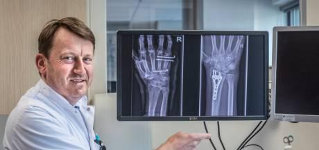 Gebroken polsen, handen en ellebogen: Nieuwe coronahobby's zorgen voor veel botbreuken