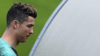 """""""Cristiano Ronaldo lonkt naar China"""""""