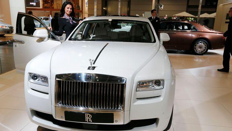 Een Rolls Royce Ghost
