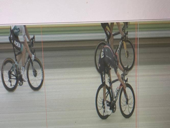 """UCI-commissaris met specialisatie in fotofinish-apparatuur verklaart minutenlange onzekerheid: """"Het ging om millimeters"""""""