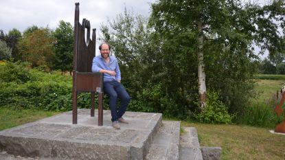 """Welkom in het Lokeren van stadsbelleman Bjorn Haegeman: """"Op een zomerse dag waan ik mij in de Provence"""""""