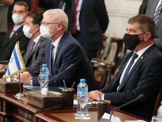 Voor eerste keer in dertien jaar Israëlisch minister in Egypte: bemiddeling over staakt-het-vuren