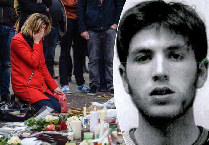 De Brusselse Syriëstrijder Mehdi Aïda, een kroongetuige in het dossier over de aanslagen in Parijs
