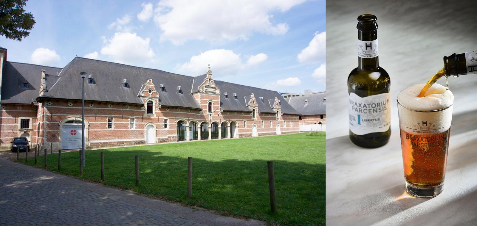 Het abdijbier Libertus wordt gebrouwen door een beslissing van de norbertijnen van de Abdij van Park in Heverlee.