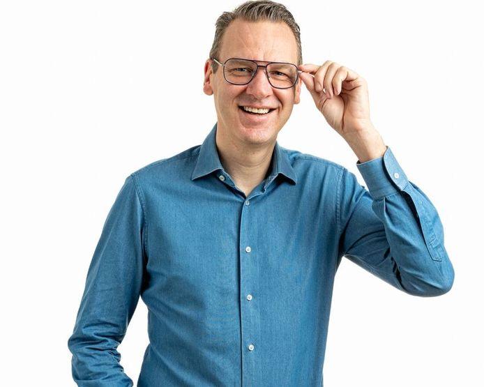 Columnist Jeroen Stomphorst