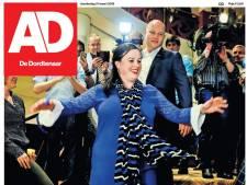 Een race tegen de klok: zo werd deze krant gemaakt na de verkiezingen van woensdag