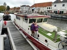 Avonturiers Ko en Roos zijn na dertien jaar weer thuis: 'Ik zag de Zeelandbrug, en er ging van alles door m'n lijf'