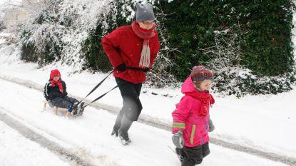 Sneeuwballengevecht en sleeritjes in je straat? Het kan!