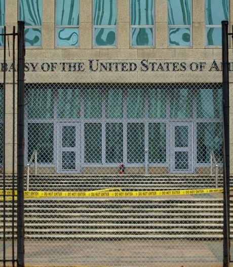 VS haalt diplomaten Cuba terug na 'mysterieuze sonische aanval'