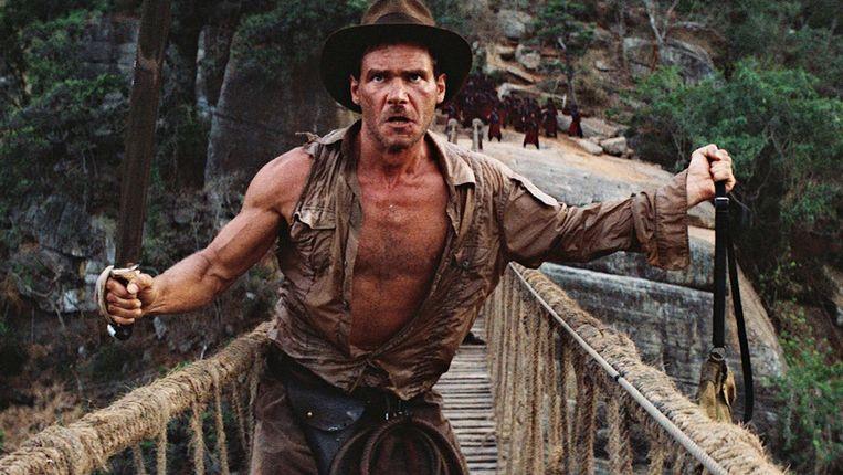 Indiana Jones Beeld Disney