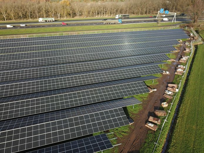 Het schrikbeeld van Olland: weilanden vol met zonneparken.