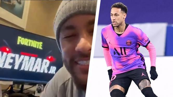 Neymar krijgt eigen personage in populaire videogame Fortnite