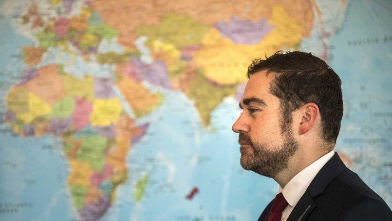 Staatssecretaris Klaas Dijkhoff Beeld anp