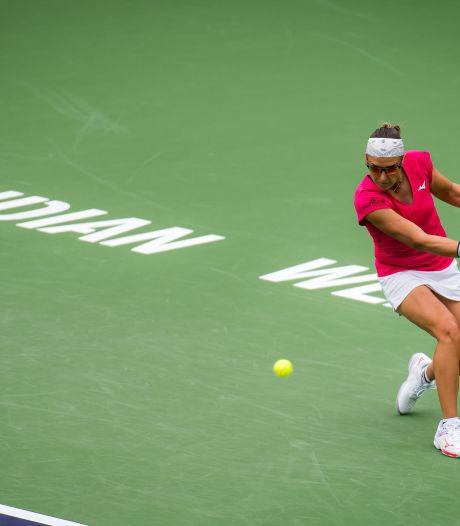 Kirsten Flipkens et Ysaline Bonaventure battues au deuxième tour des qualifications à Tenerife