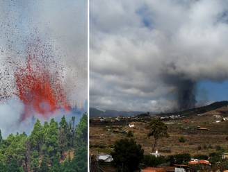 Al 300 mensen geëvacueerd na vulkaanuitbarsting op Spaans eiland La Palma