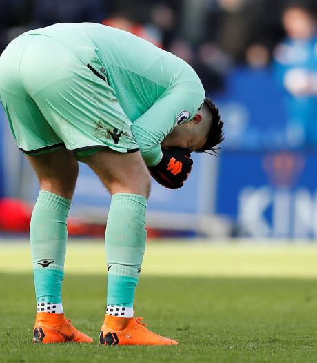 Blunder van Butland breekt Stoke City op tegen Leicester