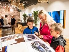 Bezoek loopt hard terug: infocentrum over Aarhof-facelift gaat alweer dicht