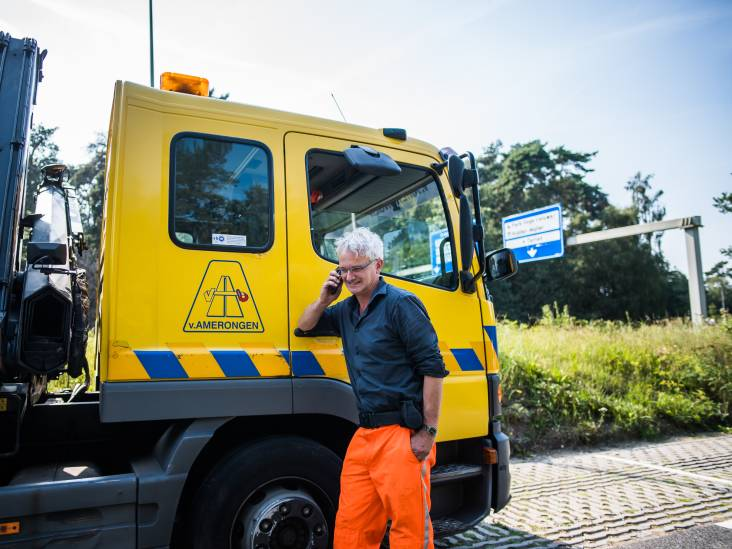 Van Amerongen zet extra bergingswagens in om op tijd te zijn bij botsingen in verkeersdrukte rond Arnhem