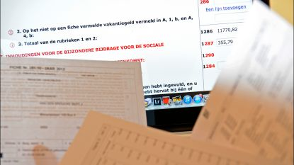Onrust over phishingachtige mail van Financiën