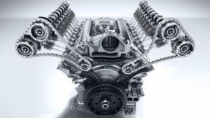 Mercedes-Benz stopt met ontwikkeling verbrandingsmotoren