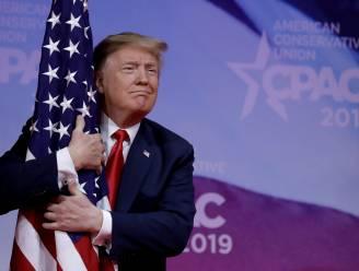 """Trump: """"Noord-Korea heeft geen economische toekomst zolang het nucleaire wapens heeft"""""""