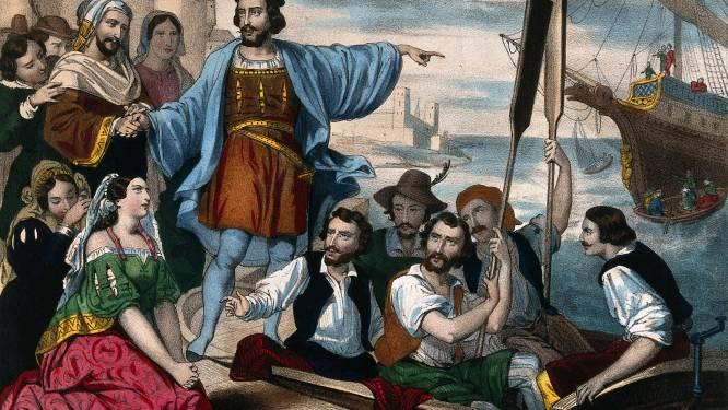 Italiaanse monnik schreef in vroege 14de eeuw al over Amerika, 150 jaar voor Columbus er voet aan wal zette
