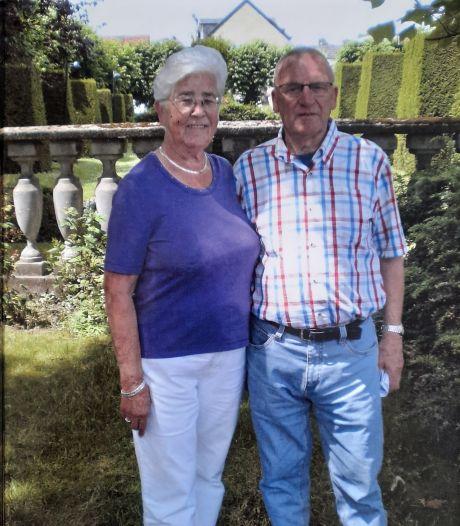 Diamanten huwelijk voor echtpaar Haens-van Hoof: 'Gewoon allebei bezig blijven'
