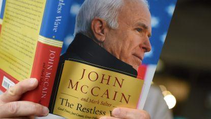 """Witte Huis over ernstig zieke John McCain: """"Hij gaat toch dood"""""""