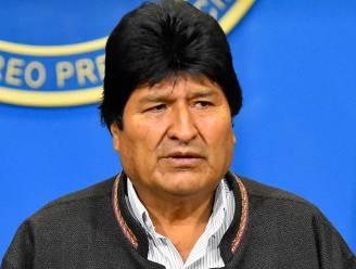 Boliviaanse president Evo Morales stapt op, politie vaardigt aanhoudingsbevel uit