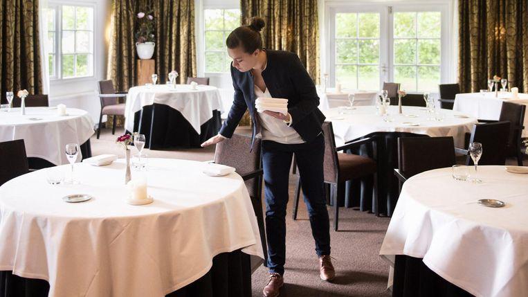 Restaurant Loohoeve Beeld null