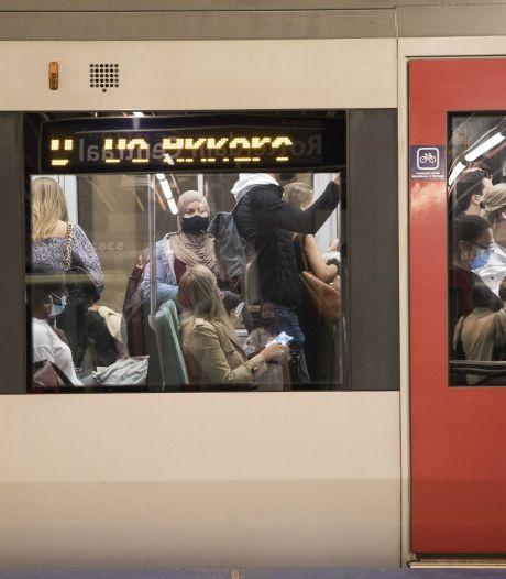 Dronken Omar O. (31) randde vrouw in metro en op station aan: zes maanden cel