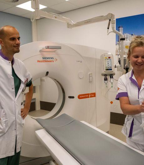 Er gaat minder straling door je lijf met deze nieuwe CT-scanner in Vlissingen. 'Onderzoek is daardoor veiliger'