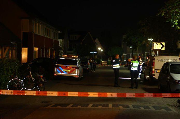 Het ongeluk gebeurde op de kruising Zantakker en Kromakker in Esch.