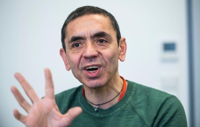 Ugur Sahin, de oprichter van BioNTech