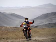 Uitslagen Dakar Rally, slotetappe 10: eindzeges Price (motor), Al-Attiyah (auto) en Nikolaev (truck)