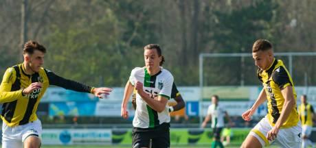 Verdediger Jur Driessen na 35 minuten bij DUNO op avontuur naar Slovenië