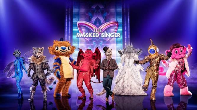 Bekende politicus valt als eerste af in 'The Masked Singer': dit waren alle optredens - én hints - van aflevering 1